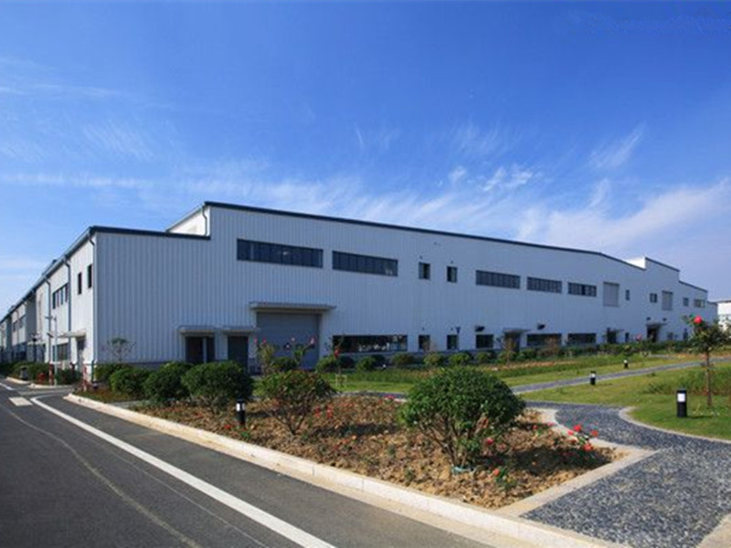 Steel Structure Warehouse BY-CF-4